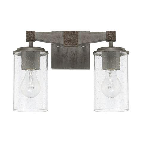 Hitton 2-Light Vanity Light