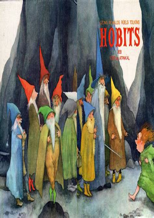 Read Books Hobits jeb: Turp un atpakaļ Online