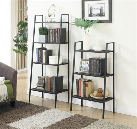 Hockensmith Ladder Bookcase