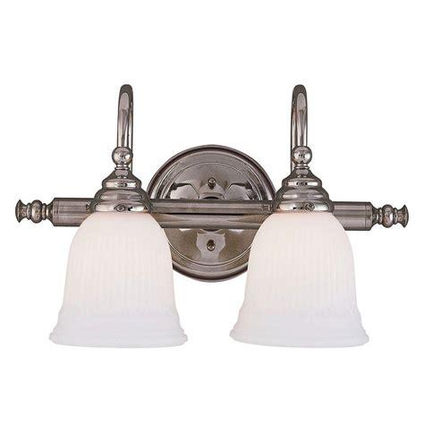 Hocker 2-Light Bath Bar