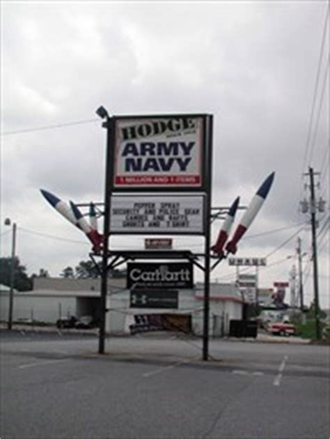 Army-Surplus Hodges Army Navy Surplus Marietta Ga.