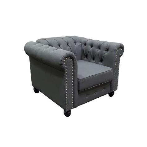 Hodson Upholstered Tufted Armchair