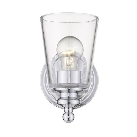 Hogue 1-Light Armed Sconce