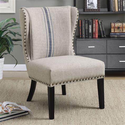 Holborn Upholstered Winged Slipper Chair