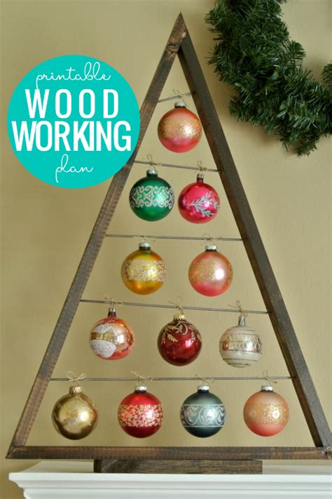 Holiday Woodworking Plans