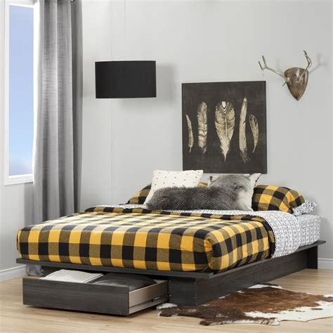 Holland Queen Storage Platform Bed bySouth Shore