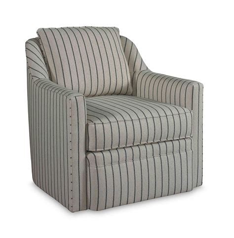 Hollins 360 Degree Swivel Accent Armchair