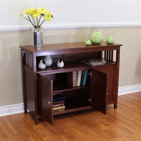 Hollydale Console Accent Cabinet