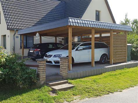 Holz Für Carport