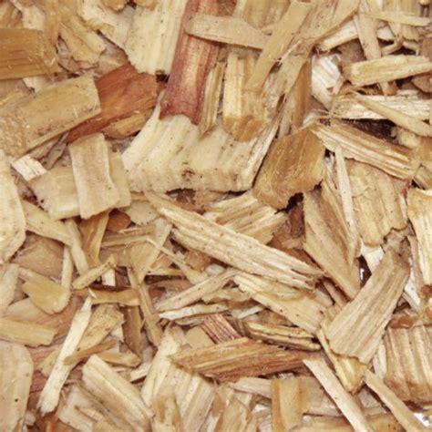 Holzhackschnitzel Als Bodenbelag