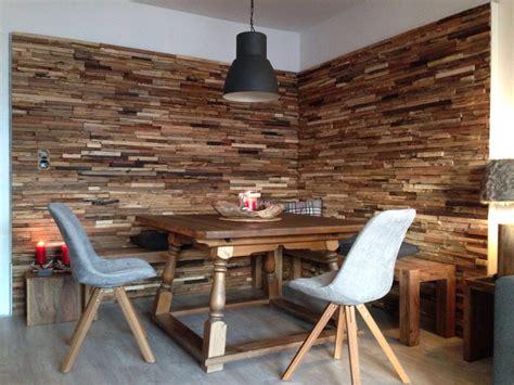 Holzvertäfelung Wand