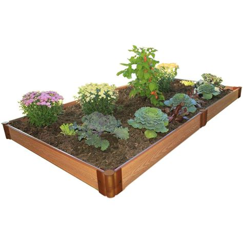 home depot raised bed garden kits