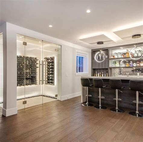 home wine cellar bar
