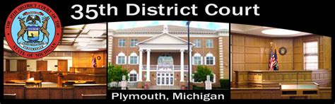 Court Interview Attire Home Page 35th District Court Plymouth Michigan