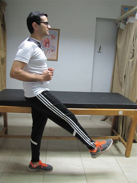 home physical therapy exercises for.hip flexors of the arm