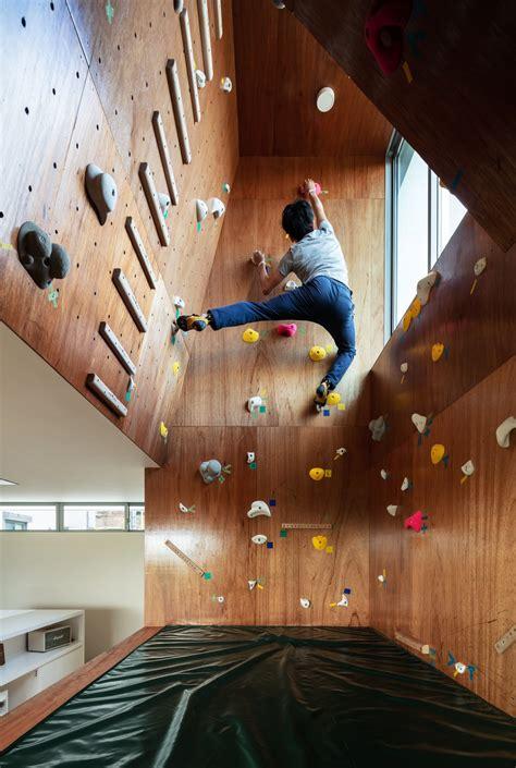 Home Climbing Gym