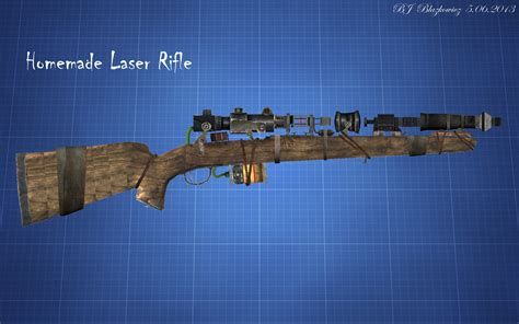 Rifle-Scopes Homemade Rifle Scope Fnv.
