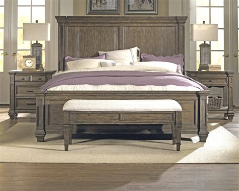 Honesty Upholstery Panel Bed byACME Furniture
