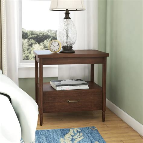 Honor 2 Drawer Nightstand