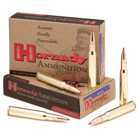Ammunition Hornady 223 Remington Ammunition 20 Rounds Match Bthp 75 Grain.