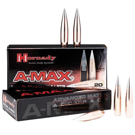 Ammunition Hornady 308 Amax Ammunition.