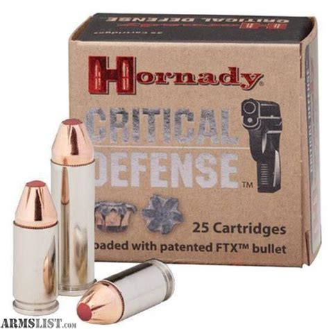 Ammunition Hornady 380 Handgun Ammunition.