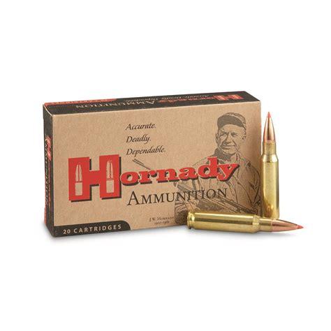 Ammunition Hornady Ammunition 308 167g.