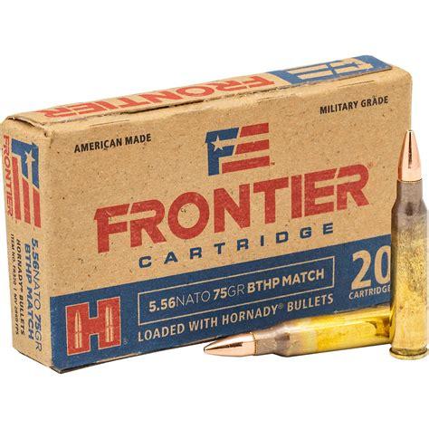Ammunition Hornady Ammunition 5.56.