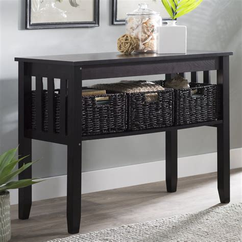 Hornell 4 Piece Console Table Set