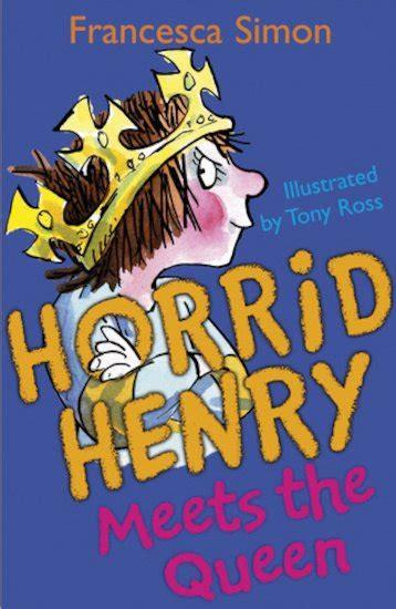 Read Books Horrid Henry Meets the Queen Online