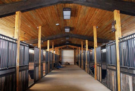 Horse Barn Plans And Prices