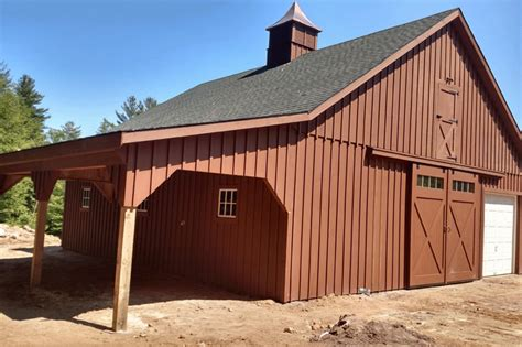 Horse Barn Plans Pictures