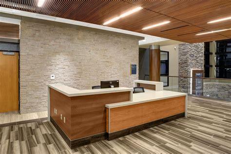Hospital Reception Desk Design