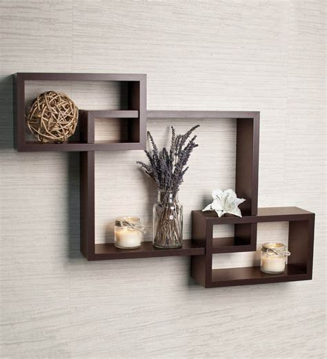 House Design Wall Accent Shelf