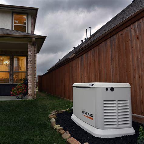 House Backup Generator