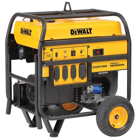 House Emergency Generator