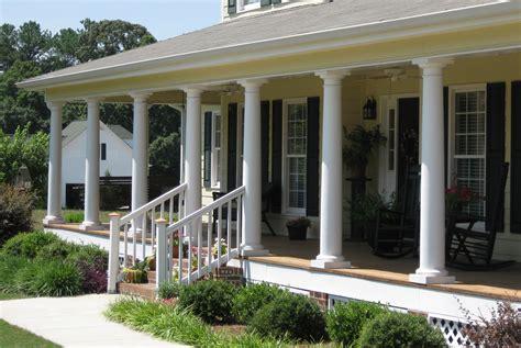 House Porch Columns
