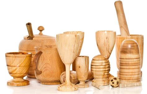 Household Items Made Of Wood