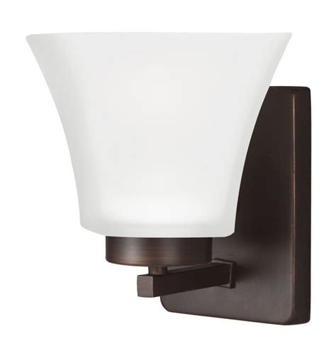 Hovland 1-Light Bath Sconce