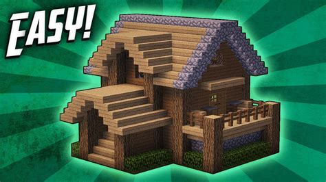 how build a house in minecraft