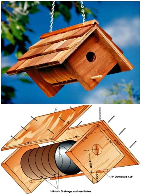 how to build bird house videos