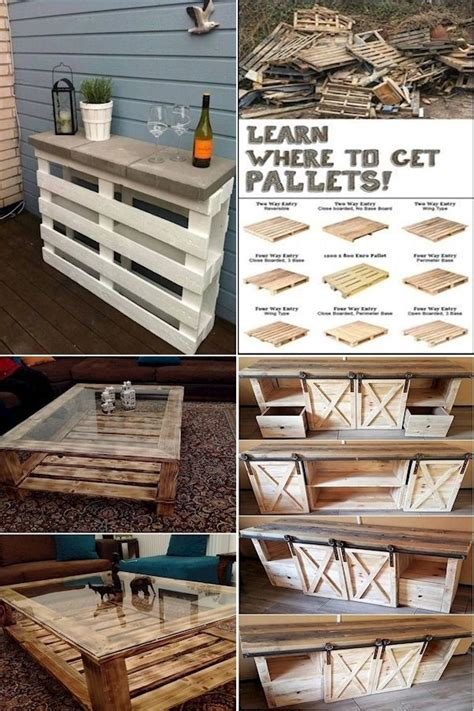 how to build pallets for shipment