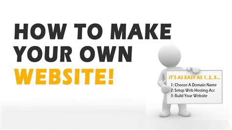 how to make a website your homepage