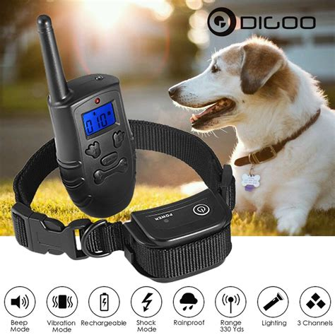 how to train dog electronic collar