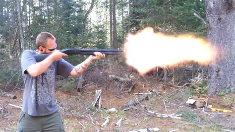 Shotgun-Question How A Shotgun Fires.