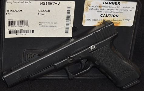 Glock-Question How Come Some Glocks Have A Import Mark.