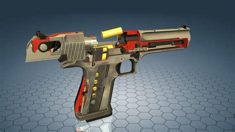 Desert-Eagle How Desert Eagles Work.