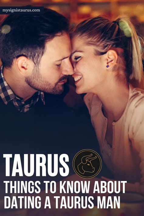 Taurus-Question How Do I Know If My Taurus Man Loves Me.
