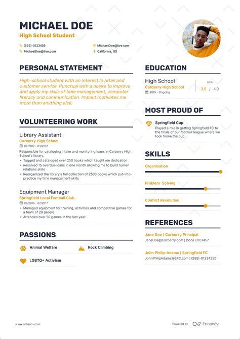 How Do I Make A Job Resume With No Experience Resume For Job Seeker With No Experience Business Insider