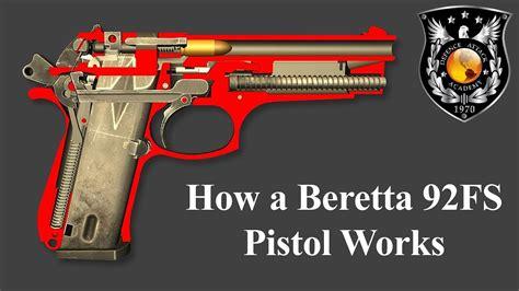 Beretta-Question How Does A Beretta 92 Work.